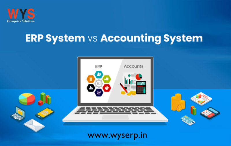 How is ERP Different From Accounting Software