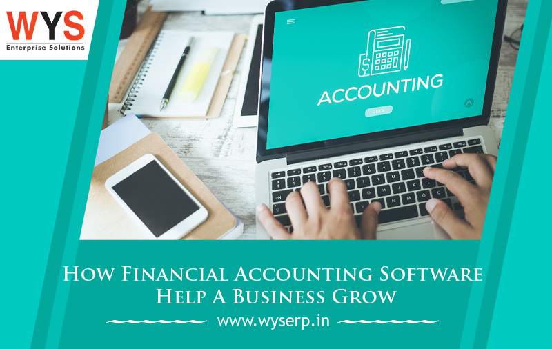 How Can Financial Accounting Software Help A Business Grow!
